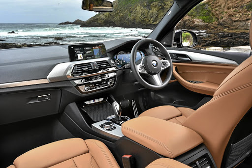 Tick a number of options or go for a package and the interior can be luxurious and connected.
