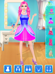 Candy Makeup Artist - Sweet Salon Games For Girls - náhled