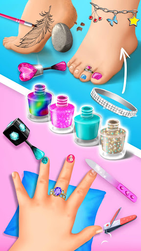 Sweet Baby Girl Beauty Salon 3 - Hair, Nails & Spa screenshot 7