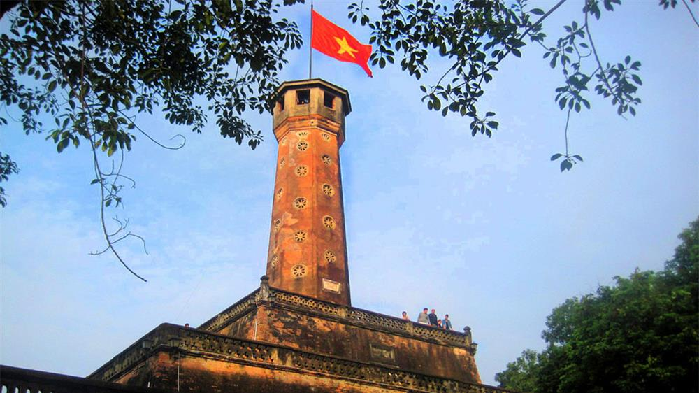 Cột cờ Hà Nội chứng tích lịch sử thời chống Pháp