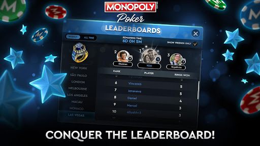 MONOPOLY Poker - The Official Texas Holdem Online screenshots 6