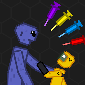 Alien Stick Playground Ragdoll People 1.0.6 by SolidGames logo