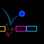 Neon Bouncer Icon