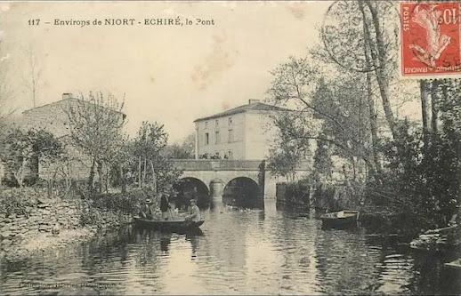 エシレ村の風景、エシレバターの村