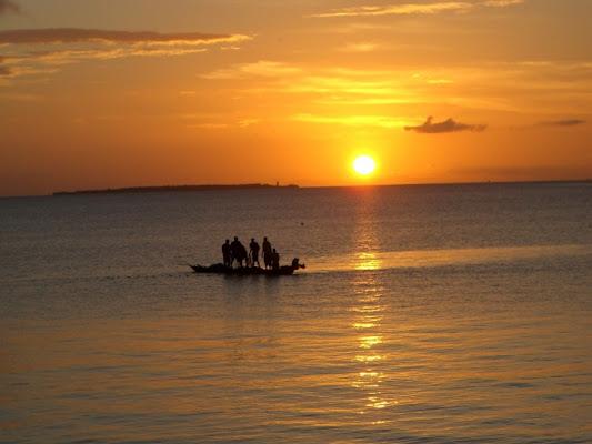 Pescatori in paradiso... di bermar