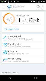 Mobile Security   NowSecure Screenshot 6