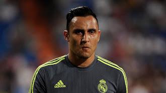 El ex guardameta del Real Madrid abandonó París.