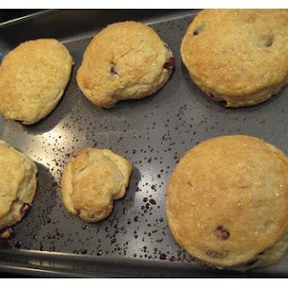 Cranberry-Walnut Scones1