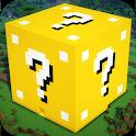 Lucky Block Addon for MCPE icon