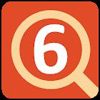 大字版六合彩 - 即时开彩(Live!) Mark Six icon