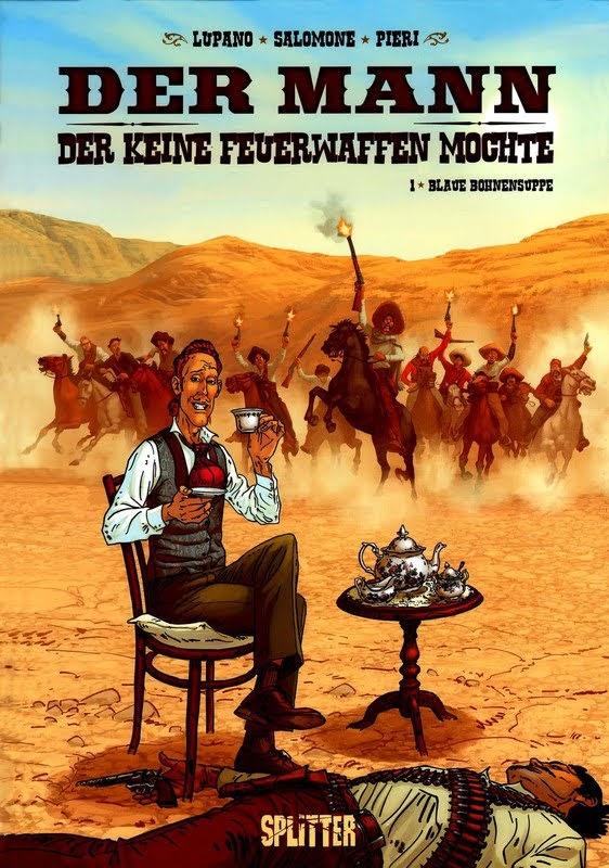 Der Mann, der keine Feuerwaffen mochte (2012) - komplett