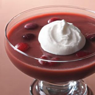 Creamy Cherry Jello