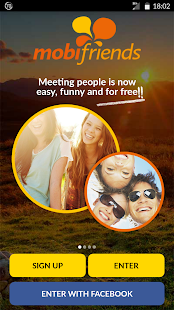 Mobifriends - Free dating- screenshot thumbnail
