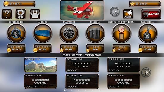 Hill Climb Fly Racing- screenshot