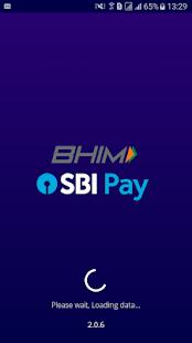 BHIM SBI Pay - náhled
