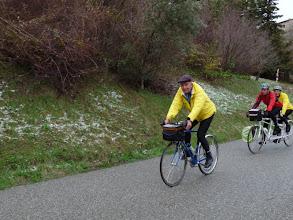Photo: Jacques CLEMENT arrive juste à l'heure