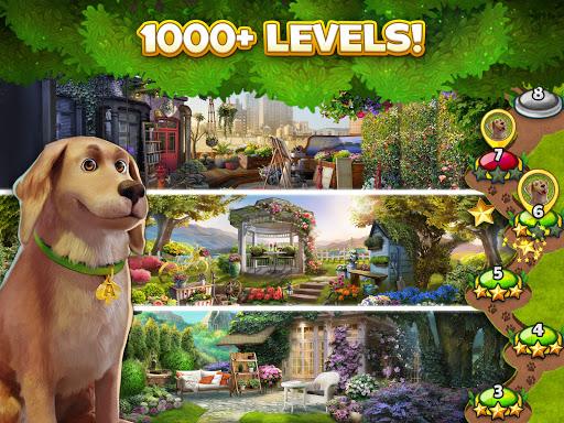 Solitales: Garden & Solitaire Card Game in One 1.105 screenshots 7