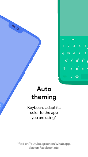 Chrooma - Chameleon Smart Keyboard  screenshots 2