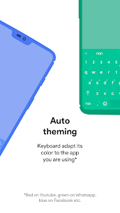 Chrooma Hydrogen Keyboard – Type privately 2