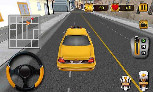 免費下載模擬APP|疯狂市出租车司机的责任 app開箱文|APP開箱王