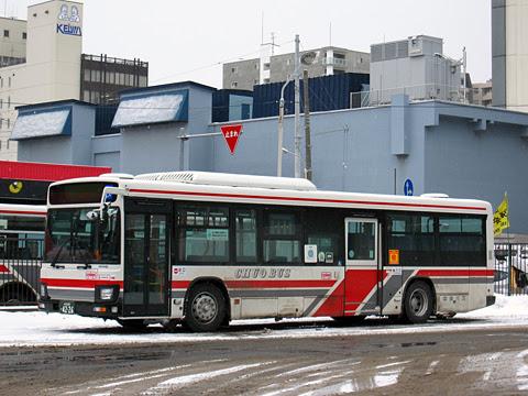 バス運転手合同採用説明会(道・バス協共催) 北海道中央バス