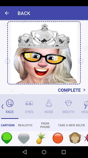 Download Selfie Emoji Premium MOD APK 1