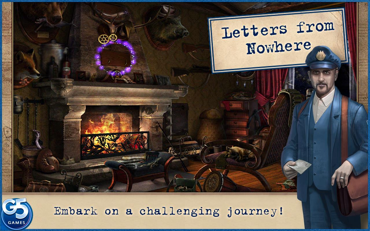 Letters from Nowhere Android Apps on Google Play