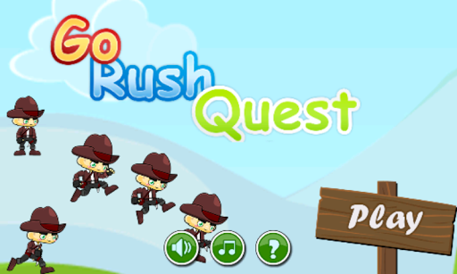 Go Rush Quest