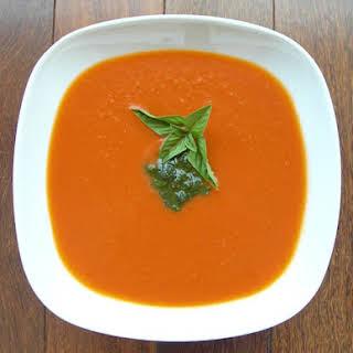 Homemade Fresh Tomato Soup Recipes.