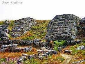 Photo: Perge - Stadium