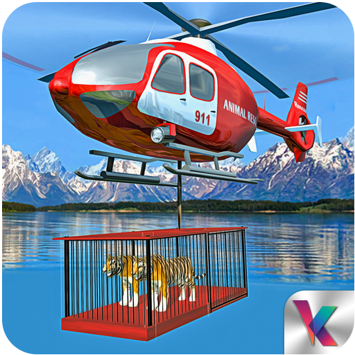 Animal Rescue: Army Helicopter (game)