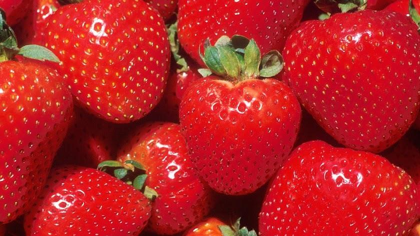 ¿Cómo venden los franceses sus fresas?