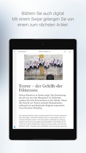 NZZ E-Paper screenshot 14