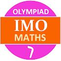 IMO Grade 7 Maths Olympiad icon