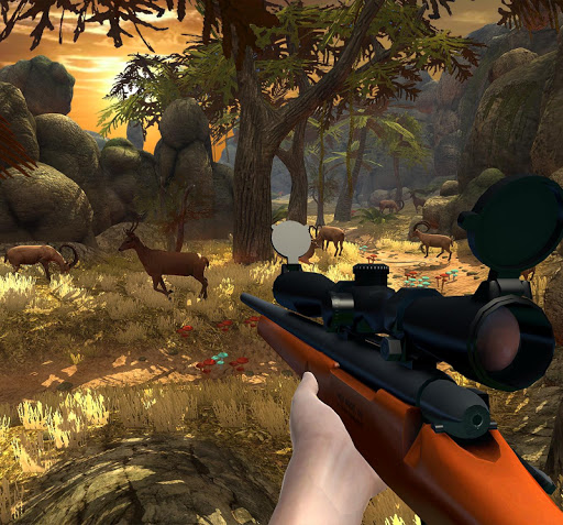 Deer Hunter Free Online Games 2019: Shooting Games apkpoly screenshots 9