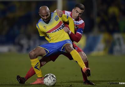 Gounongbe quitte la Belgique, direction la D2 anglaise