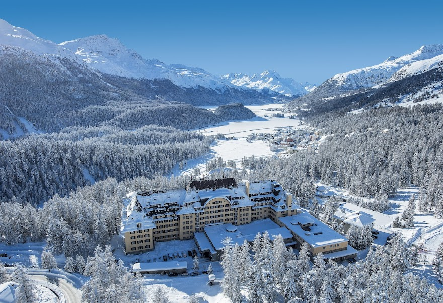 A Weekend At The Majestic Suvretta House In St Moritz