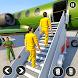 陸軍輸送機の大刑務所:犯罪輸送 - Androidアプリ