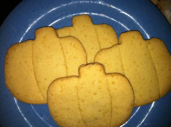Aunt G's Three In One Sugar Cookies Recipe