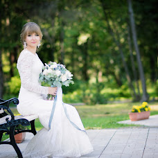 Wedding photographer Natalya Medvedceva (k0luchka86). Photo of 04.04.2018