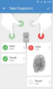 Simprints ID - náhled