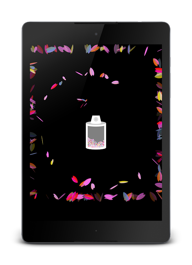 Touch and Release! Magic Spray- screenshot