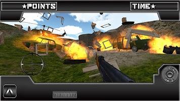 Screenshot of Guns