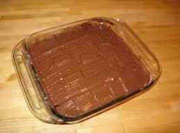 Mom's Quick Cocoa Cake Recipe