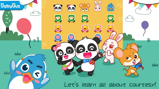 Baby Panda's Family and Friends 1