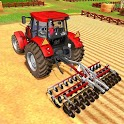 Real Tractor Drive Cargo 3D: New tractor game 2020 icon