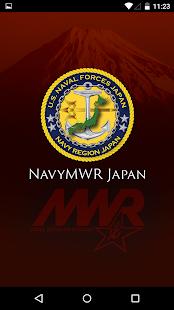 NavyMWR Japan - náhled
