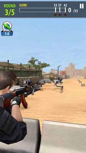 Shooting Battle - screenshot