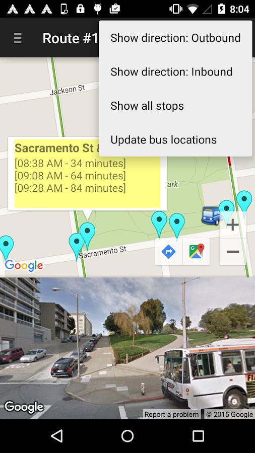 download my next bus app