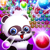 Panda Bubble Pop - Bear Bubble Shooter Game